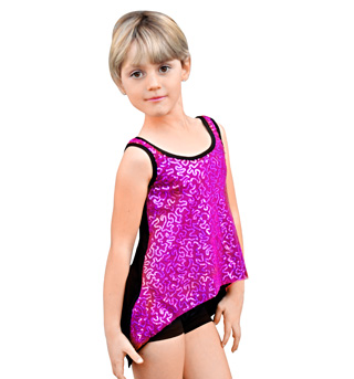 Child Sequin Tank Top - Style No K5080