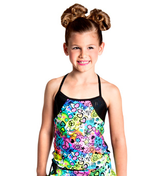 Girls Printed Camisole Top - Style No K5122