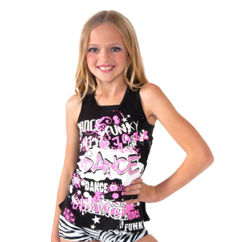 Girls Racerback
