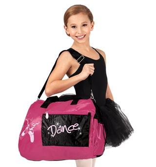 Girls Ballerina Dance Bag - Style No KBAG2