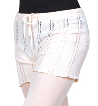 Women Knitted Shorts - Style No KT0628A