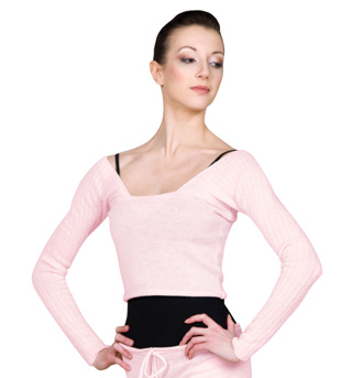 Women Long Sleeve Knit Sweater - Style No KT4035A