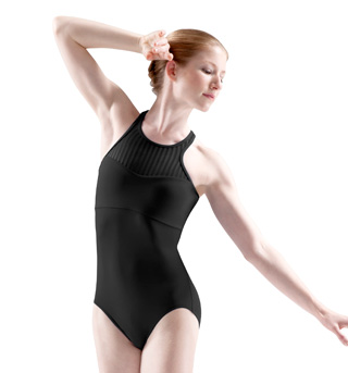 High Neck Tank Leotard - Style No L4730