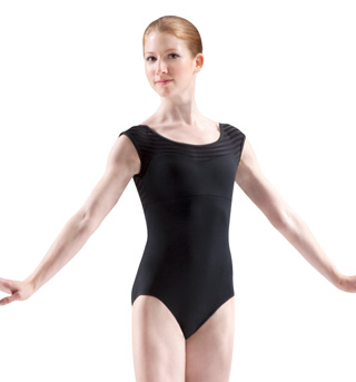 Cap Sleeve Leotard - Style No L4732