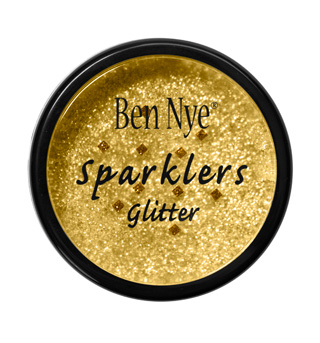 Gold Sparklers Glitter .5oz - Style No LD3