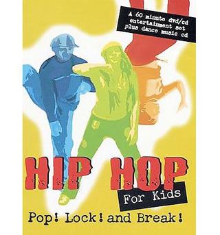 Hip-Hop For Kids Pop! Lock! and Break! DVD & CD Set - Style No LMHH2D