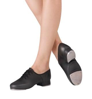 Adult Split Sole Jazz Tap Shoes - Style No LS3006L