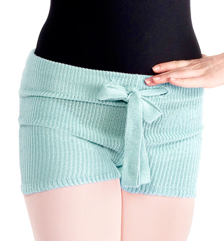 Adult Drawstring Knit Short - Style No M6006L