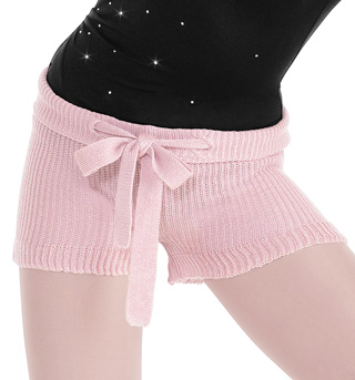Child Drawstring Knit Short - Style No M625C