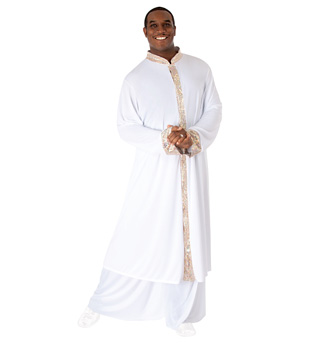Men's Plus Size Praise Wear Robe - Style No M633XX