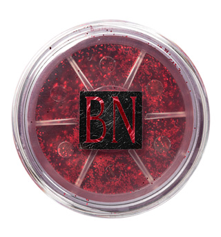Fire Red Sparklers Glitter .14oz - Style No MD2