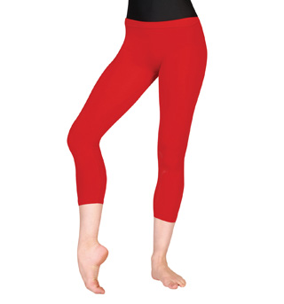 Adult Capri Lightweight Leggings - Style No MPC02