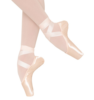 Professional Pointe Shoe - Style No MS101P