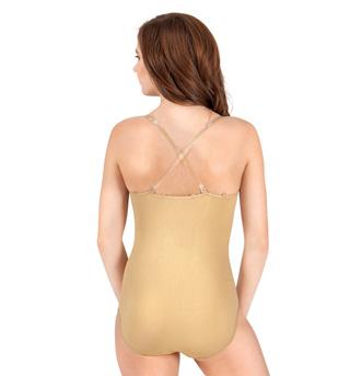 Adult Seamless Camisole Undergarment Leotard - Style No N234