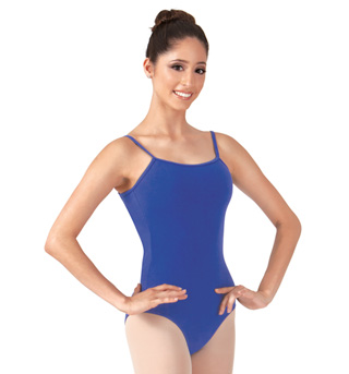 Adult Camisole Cotton Dance Leotard - Style No N5500