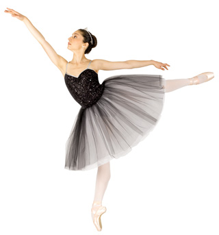 Camisole Ballet Costume - Style No N7044