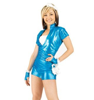 Adult Shorty Unitard - Style No N7069