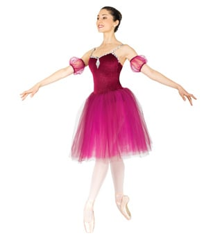 Camisole Ballet Costume - Style No N7072