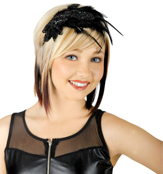 Feather Headband - Style No N7077x