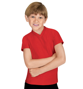 Boys Short Sleeve T-Shirt - Style No N7085C