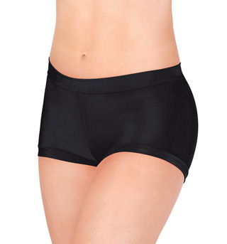 Adult Banded Dance Shorts - Style No N7197