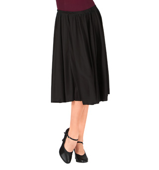 Adult Elastic Waist Character Skirt in Multiple Lengths - Style No N8108