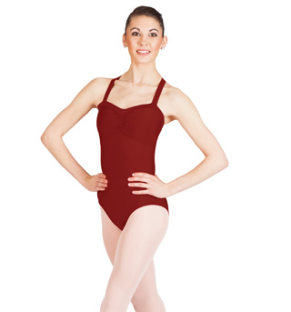 Adult Solid Tank Leotard - Style No N8304