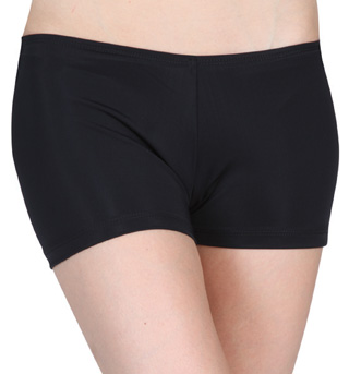 Adult Longer Inseam Dance Shorts - Style No N8394