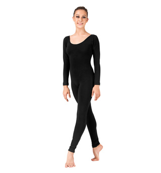 Adult Basic Long Sleeve Unitard - Style No N8442