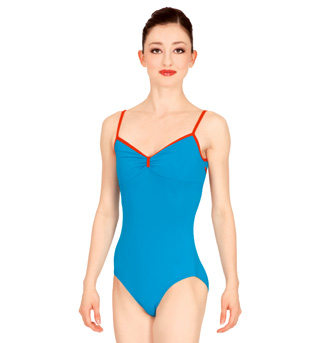 Two-Tone Camisole Leotard - Style No N8626x