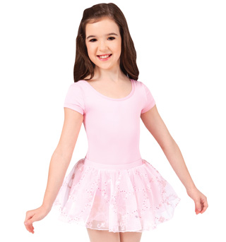 Child Pull-On Tutu Skirt - Style No N8665Cx