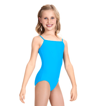 Child Neon Camisole Leotard - Style No N8676C
