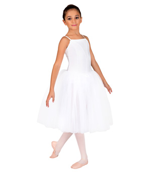 Girls Corps de Ballet Camisole Dress - Style No N8769C