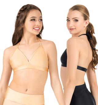 Adult Triangle Bikini Camisole Halter Bra Top - Style No N8883