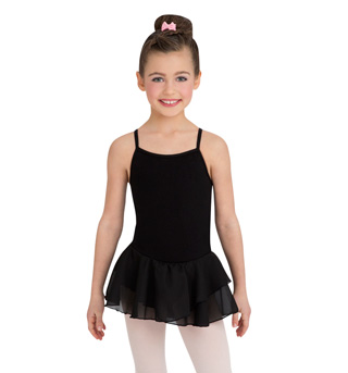 Child Camisole Cotton Dress - Style No N9816C