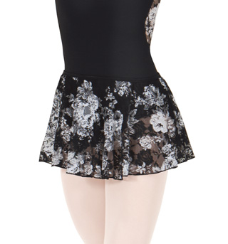 Adult Lace Pull-On Skirt - Style No NAB114x