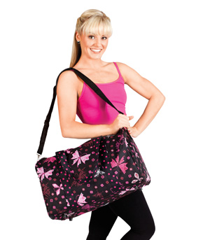 Butterfly Duffle Bag - Style No NBF2192B