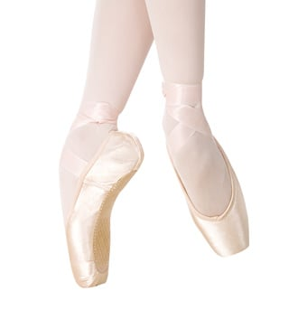 Adult Nova Pointe Shoes - Style No NOVA