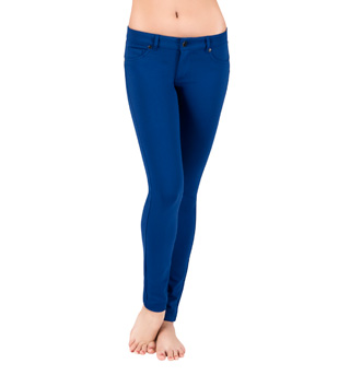 Adult Colored Jeggings - Style No P4045PTNx