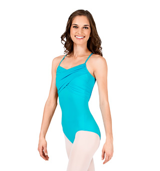 Cross Over Camisole Leotard - Style No P452