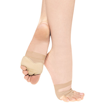 Adult Adjustable Lyrical Half Sole - Style No PALB