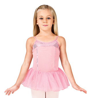 Child Sequin Dress - Style No PB105C