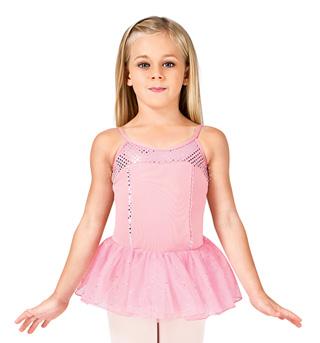 Child Sequin Dress - Style No PB105C