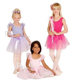 Child Organza Tutu Skirt - Style No PB27386x