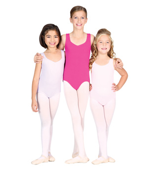 Child Tank Leotard - Style No PB302C
