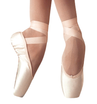 Polette 3/4 Pointe Shoe - Style No POx