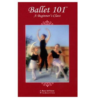 Ballet 101 DVD - Style No RIV101DVD