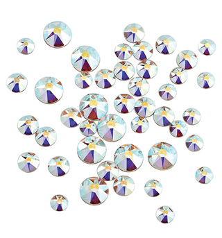 Swarovski Xirius Aurora Borealis Crystals 20SS 1 Gross Pack - Style No RU003
