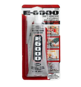 E6000 Glue - Style No RU060