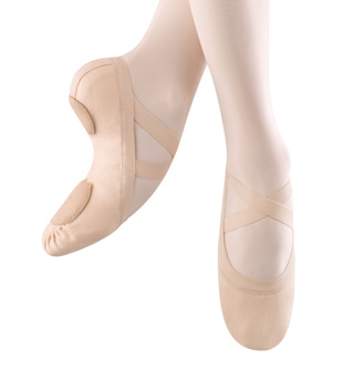 Adult Synchrony Split Sole Ballet Shoes - Style No S0625L